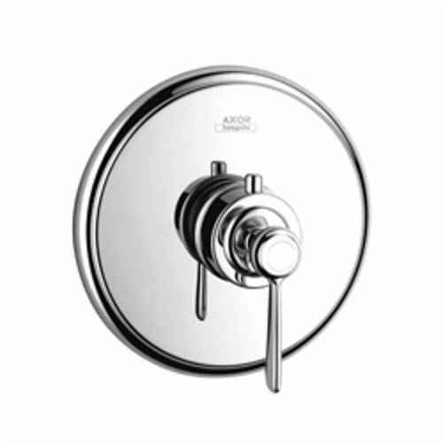Hansgrohe 16824001 Axor Montreux High Flow Thermostatic Trim, Hand Shower Yes/No: No, Chrome Plated