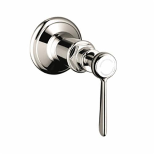 Hansgrohe 16872831 Axor Montreux Volume Control Trim, Polished Nickel