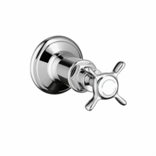 Hansgrohe 16873001 Axor Montreux Volume Control Trim, Chrome Plated