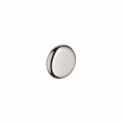 Hansgrohe 16911830 Axor Montreux Faucet Color Cap Set, Porcelain, Polished Nickel, Import
