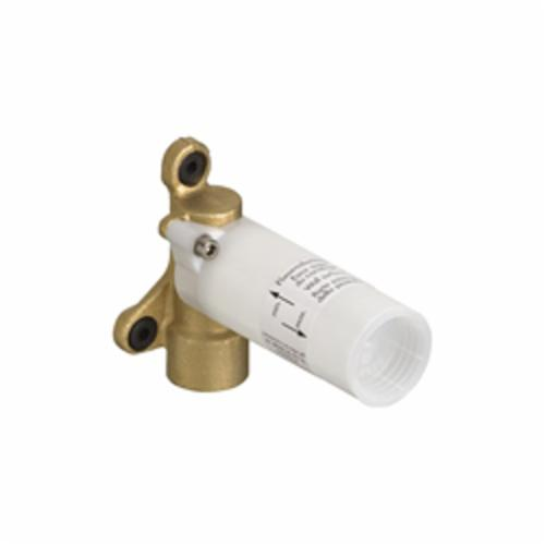 Hansgrohe 18471181 Axor Massaud Rough-In Valve, For Use With 18472 and 18473 Model Axor Massaud Tub Spout, 1/2 in FNPT Inlet Connection, Brass