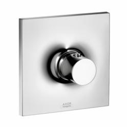 Hansgrohe 18741001 Axor Massaud High Flow Thermostatic Trim, Hand Shower Yes/No: No, Chrome Plated