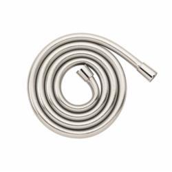 Hansgrohe Techniflex® B 28276833 Hand Shower Hose, 1/2 in, Swivel, 63 in L, Metal