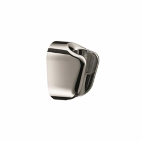 Hansgrohe 28321833 E Hand Shower Porter, Wall Mount, Brass, Import