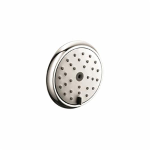 Hansgrohe 28445831 Raindance C AIR Body Spray, 0.9 gpm, Wall Mount, 4-3/8 in Dia x 7/8 in H Head