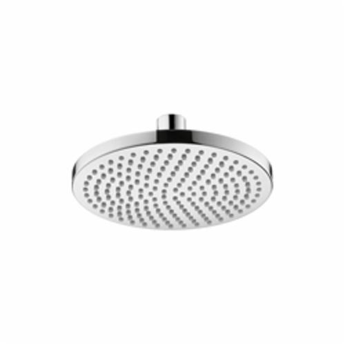 Hansgrohe 28450001 Croma 160 3-Jet Shower Head, (2) Full/Soft Spray, 2.5 gpm Maximum, Round Head, Wall Mount