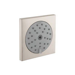 Hansgrohe 28472821 Raindance S AIR Body Spray, 0.9 gpm, Wall Mount, 4-3/4 in L x 3/4 in H Head