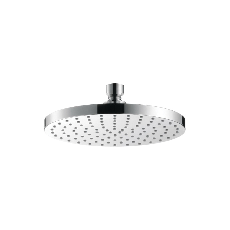 Hansgrohe 28484001 Axor Downpour 1-Jet Shower Head, 2.5 gpm, 6-7/8 in Dia x 1-3/4 in H Head