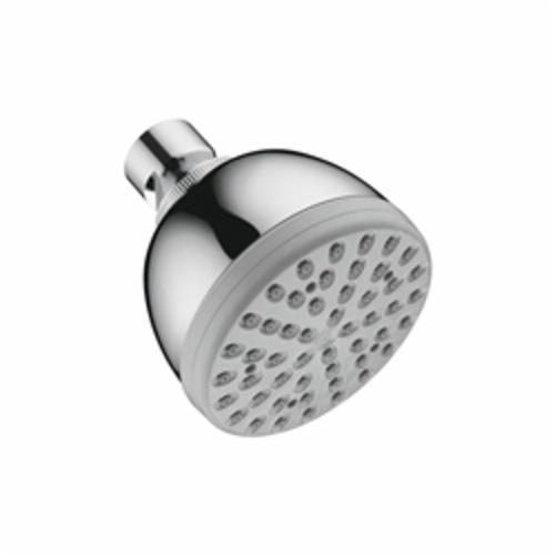 Hansgrohe 28492001 Croma 1-Jet Shower Head, (1) Full/RainStream Spray, 2 gpm Maximum, Import