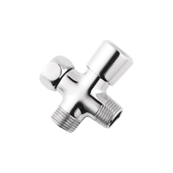 Hansgrohe 28719003 Inversa 2-Way Showerarm Mount Diverter, Chrome Plated