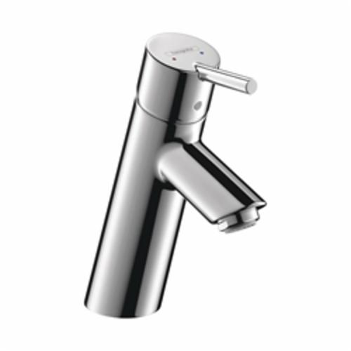 Hansgrohe 32041001 Talis S Bathroom Faucet, 1.2 gpm, 3 in H Spout, 1 Handle, 1 Faucet Hole, Chrome Plated, Import, Commercial