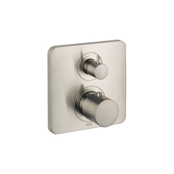 Hansgrohe 34705821 Axor Citterio M Thermostatic Trim, Hand Shower Yes/No: No, Brushed Nickel