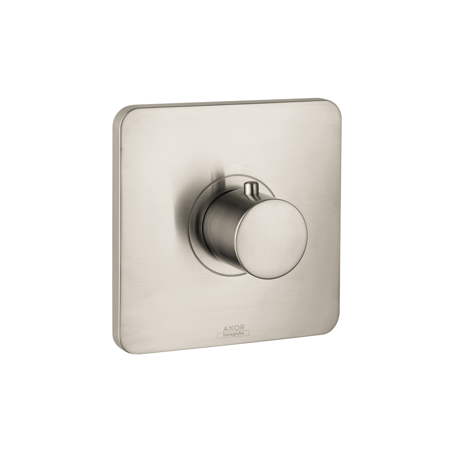 Hansgrohe 34714821 Axor Citterio M High Flow Thermostatic Trim, Hand Shower Yes/No: No, Brushed Nickel