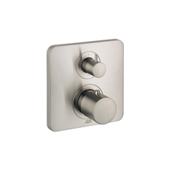 Hansgrohe 34725821 Axor Citterio M Thermostatic Trim, Hand Shower Yes/No: No, Brushed Nickel