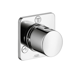 Hansgrohe 34934001 Axor Citterio M Diverter Trim, Chrome Plated