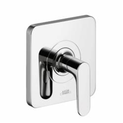 Hansgrohe 34964001 Axor Citterio M Volume Control Trim, Chrome Plated