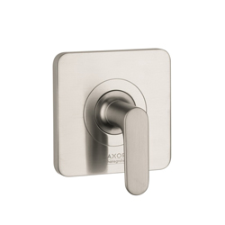 Hansgrohe 34964821 Axor Citterio M Volume Control Trim, Brushed Nickel