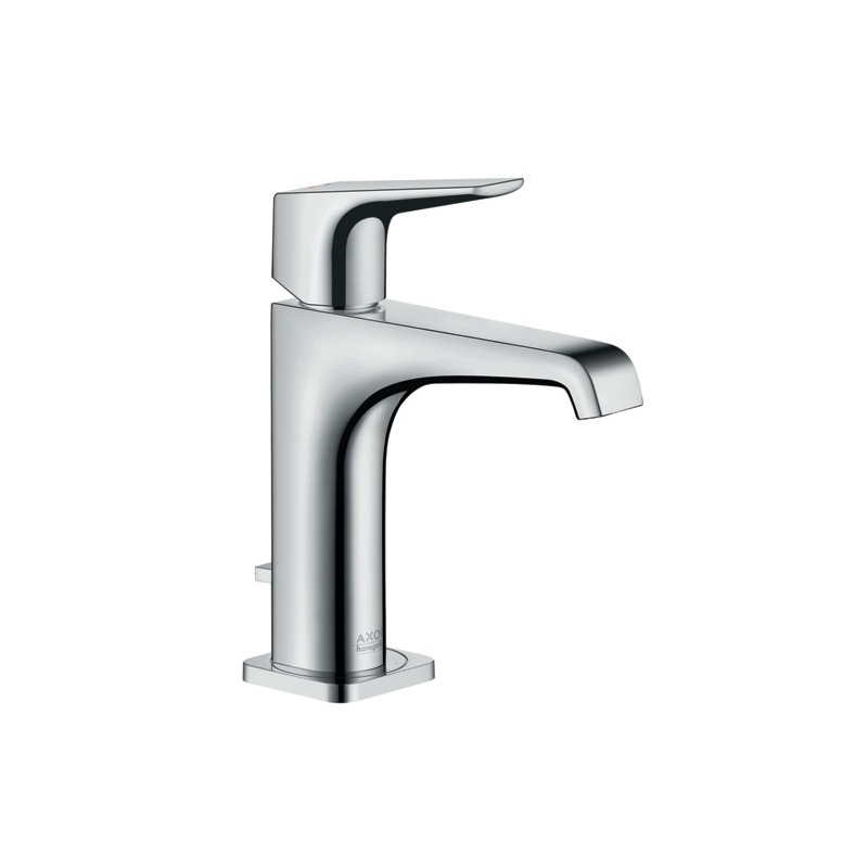 Hansgrohe 36110001 Axor Citterio E 150 Bathroom Faucet With Pop Up  Assembly, 1.2 Gpm