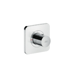 Hansgrohe 36702001 Axor Citterio E Thermostatic Mixer Trim, Hand Shower Yes/No: No, Chrome Plated
