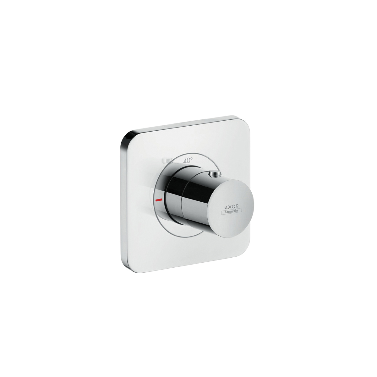 Hansgrohe 36702001 Axor Citterio E Thermostatic Mixer Trim, Hand Shower Yes/No: No, Chrome Plated