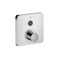 Hansgrohe 36705001 Axor ShowerSelect SoftCube Thermostatic Trim, Hand Shower Yes/No: No, Chrome Plated