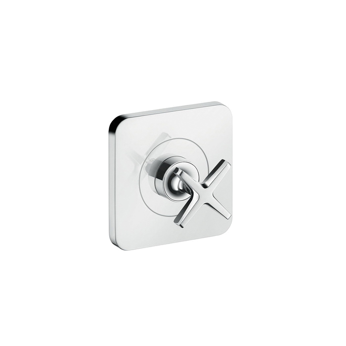 Hansgrohe 36771001 Axor Citterio E Volume Control Trim, Chrome Plated
