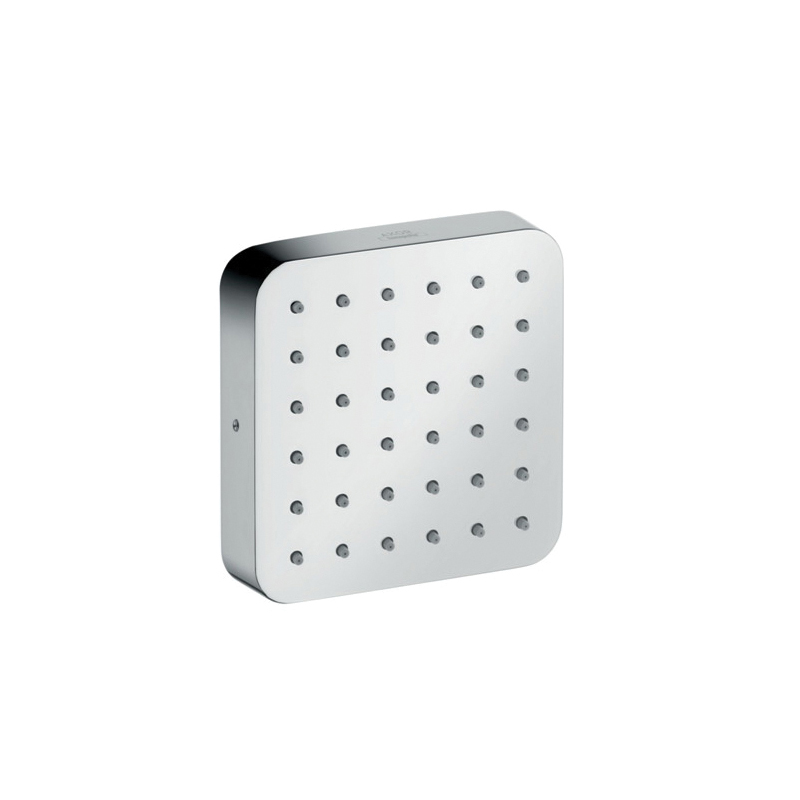 Hansgrohe 36822001 Axor Citterio E Shower Module Trim, 1 Shower Head, 0.9 gpm, Slide Bar: No, Chrome Plated, Import