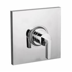 Hansgrohe 39414001 Axor Citterio Pressure Balance Trim, 5.5 gpm Shower, Chrome Plated