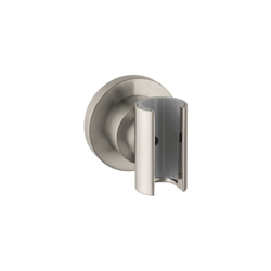 Hansgrohe 39525820 Axor Citterio Hand Shower Porter, Wall Mount, Brass, Import