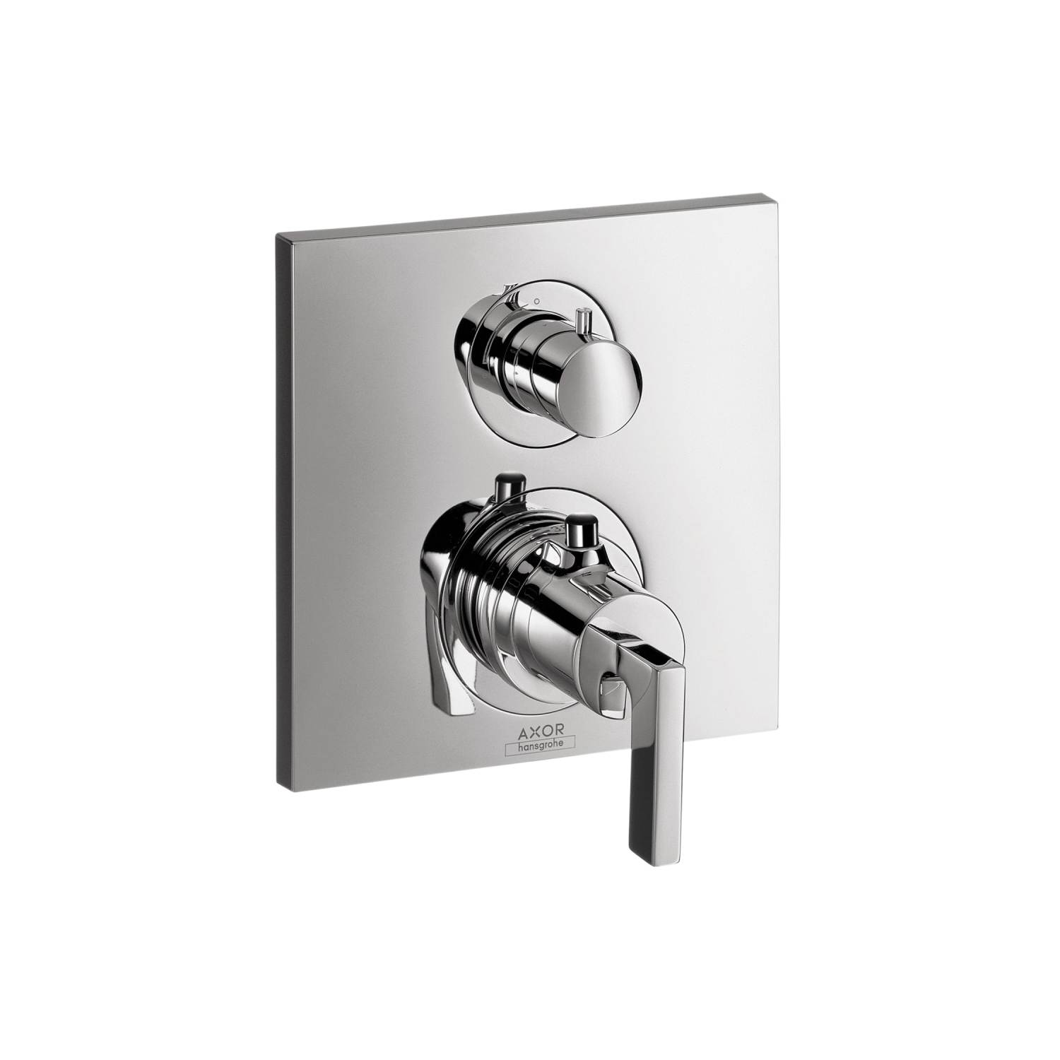 Hansgrohe 39700001 Axor Citterio Thermostatic Trim, Hand Shower Yes/No: No, Chrome Plated