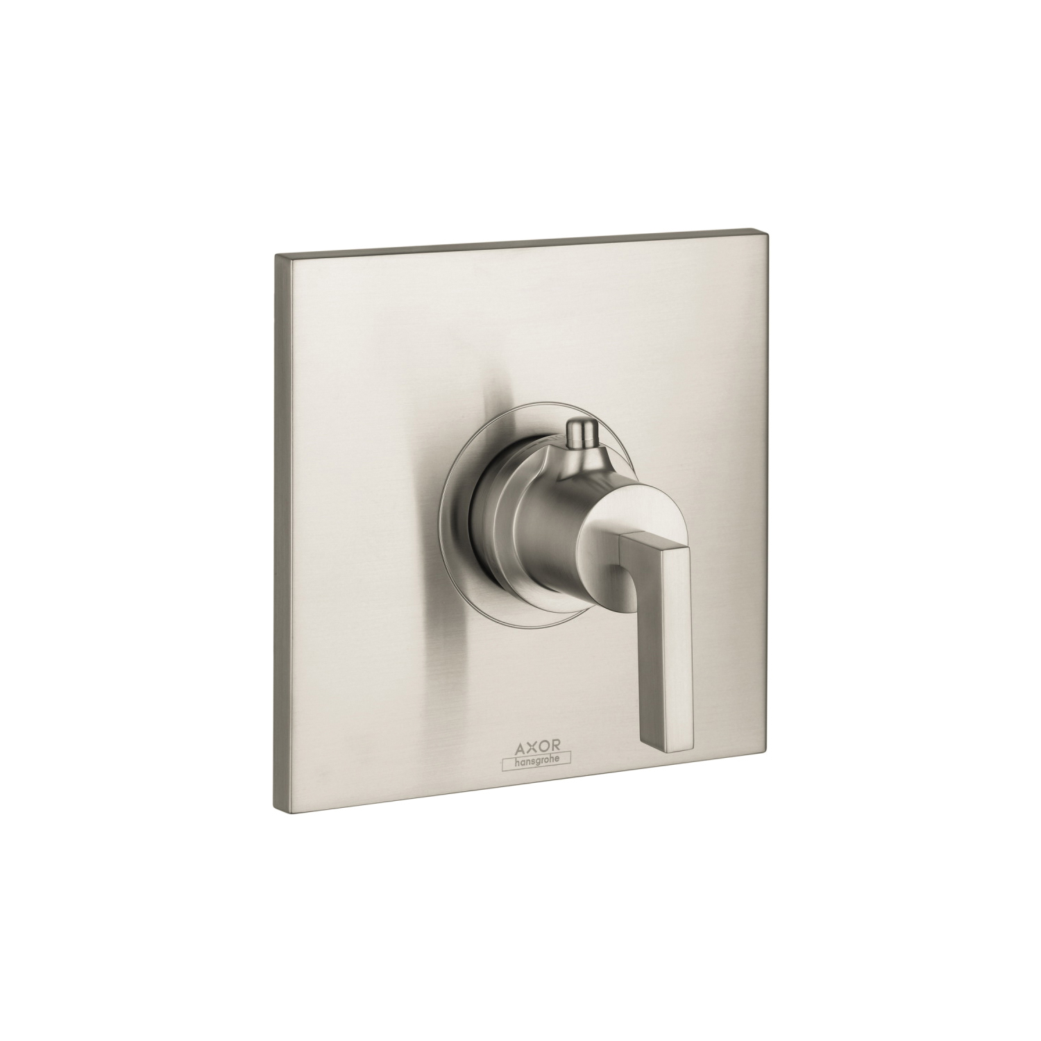 Hansgrohe 39711821 Axor Citterio High Flow Thermostatic Trim, Hand Shower Yes/No: No, Brushed Nickel