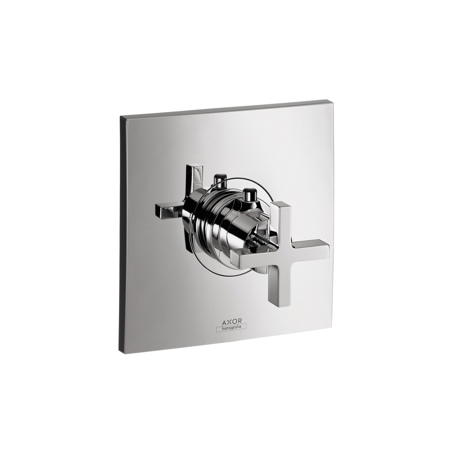 Hansgrohe 39716001 Axor Citterio Thermostatic Trim, Hand Shower Yes/No: No, Chrome Plated