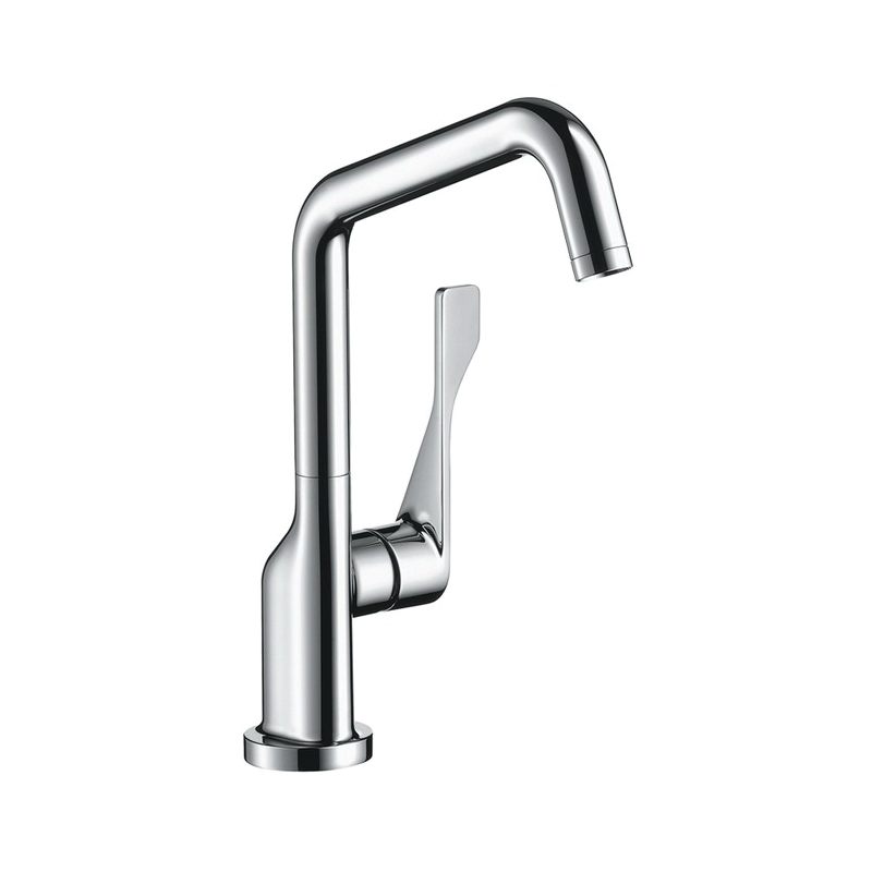Hansgrohe 39850001 Axor Citterio Kitchen Faucet, 1.5 gpm, 1 Handle, Chrome Plated, Residential