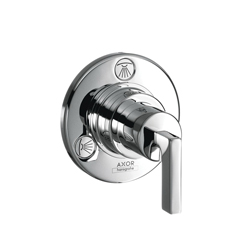 Hansgrohe 39931001 Axor Citterio Diverter Trim, Chrome Plated