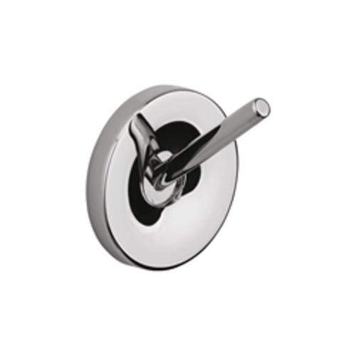 Hansgrohe 40837000 Axor Starck Hook, 2 in W x 2-1/8 in H, 1 Hook, Import