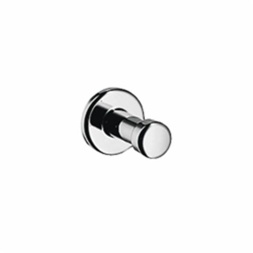 Hansgrohe 41537000 Axor Uno Hook, 1-1/2 in W x 1-1/8 in H, 1 Hook, Import