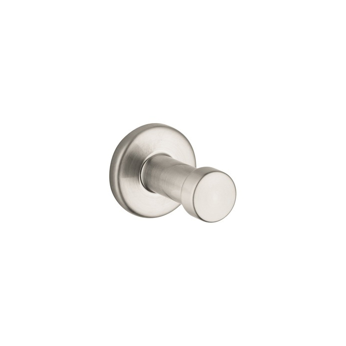 Hansgrohe 41537820 Axor Uno Face Cloth Hook, 1-1/2 in L x 1-1/8 in W x 1-1/8 in H, 1 Hook