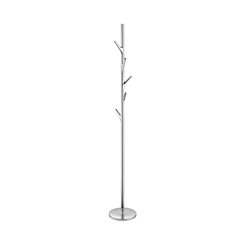 Hansgrohe 42270000 Axor Massaud Freestanding Towel Holder, 11 in W x 76 in H, Import