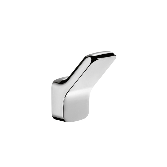 Hansgrohe 42401000 Axor Urquiola Face Cloth Hook, 2-3/4 in L x 1-5/8 in W x 3-1/2 in H, 1 Hook