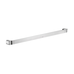 Hansgrohe 42460000 Axor Urquiola Towel Holder, 24 in L Bar, 2-1/8 in OAD, Solid Brass