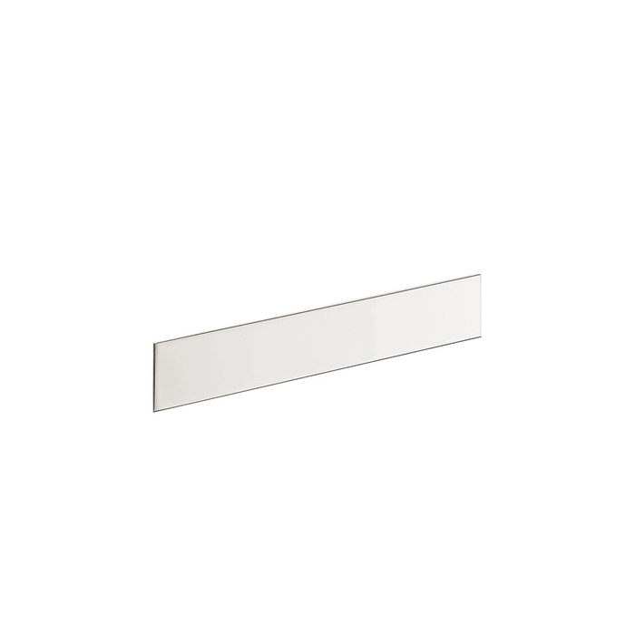 Hansgrohe 42890820 Axor Universal Cover, Metal, Brushed Nickel, Import