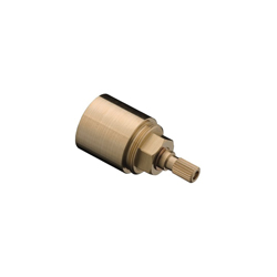 Hansgrohe 96370000 Extension Kit, 3/4 in NPT, For Use With: Ceramic Cartridge, Brass, Import