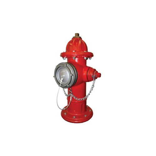 Hydra-Storz HPHA™ HPHA50-45NH/CAP Hydrant Adapter, 5 x 4-1/2 in, FNPT, Domestic