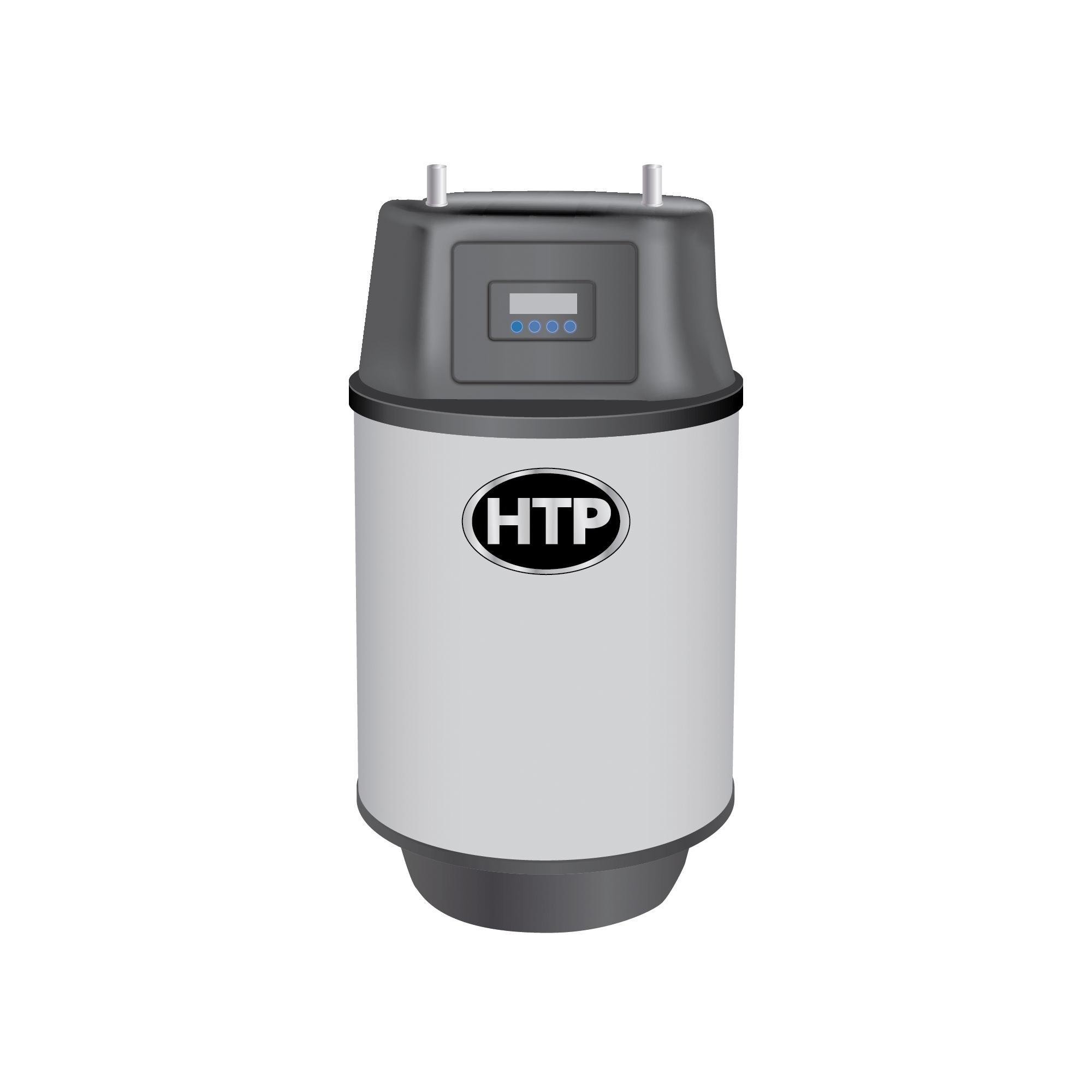 HTP Crossover™ RGH20 High-Efficiency Water Heater, 50000 to 100000 Btu/hr Heating, 20 gal Tank, Natural Fuel