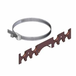 Holdrite® 111-S Pipe-on-Pipe Bracket, 25 lb, Cold Rolled Steel, Copper-Bonded™, Domestic