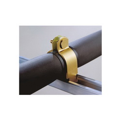 Holdrite® 724062 Clamp-Insulation Coupling, 1/2 in, 5/8 in OD, Steel
