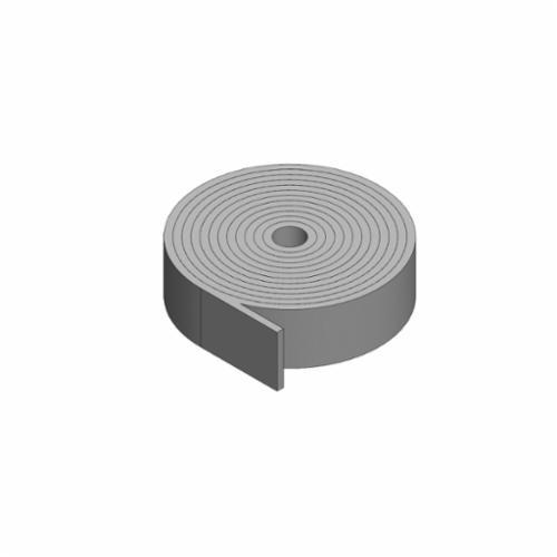 Holdrite® SILENCER™ Felt 100 Isolating Felt With Pressure-Sensitive Adhesive, 1/8 in Thk, Polyester, White