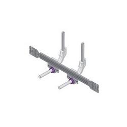 Holdrite® ProGuard® SB4-7342 Pre Assembled Kit, 1/2 in CTS Pipe, 25 lb Load, Domestic