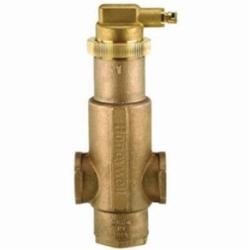 Honeywell PV100/U Air Elimination SuperVent, 1 in, FNPT, 125 psi, 240 deg F, Bronze, Domestic