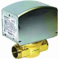Honeywell V8043E5061/U 2-Way Low Voltage Zone Valve, 3/4 in, C, 300 psi, 8 Cv, 24 VAC